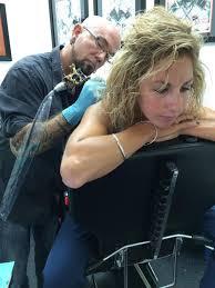 Tattoo artist's 24-hour marathon benefits MDA | Mechanicsburg ...