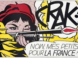 lichtenstein s use of comic art and styles made him one of america s most famous pop artists but some have comic artists have a bad taste in their mouths