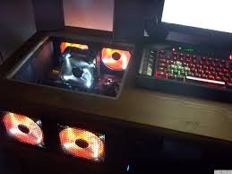 computers modds with pictures desk mod computer mod computer