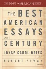 press release for the best american essays of the century  the best american essays of the century