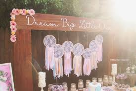 Dream Catcher Party Plates Extraordinary Dream Catcher Baby Shower