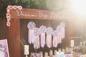 Dream Catcher Baby Shower Decorations Enchanting Dream Catcher Baby Shower