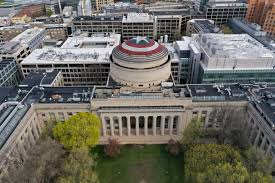 Mit Design School Usa Mit Hackers Turn Great Dome Into Captain Americas Shield