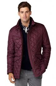 Best Mens Quilted Jacket | Kenyalfashionblog.com & Photo 1 of 13 Ralph Lauren Richmond Quilted Jacket Quilted Jacket Brooks  Brothers In Burgundy Mens . (superb Best Adamdwight.com