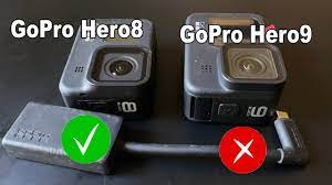 GoPro Hero 9 Not compatible with 3.5mm Mic Adapter - YouTube