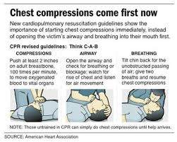 Local Cpr Instructor Announces New Cpr Steps The Cannon