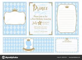Water Bottles Templates Set Cute Blue Templates Invitations Water Bottles Wishes