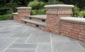 Small Picture Low Retaining Wall Steps Brick Cipriano Landscape Design Mahwah