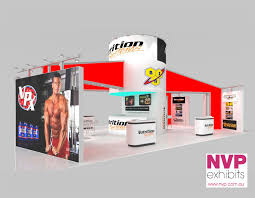 Product Display Stands For Exhibitions Custom Stands NVP Exhibits 45