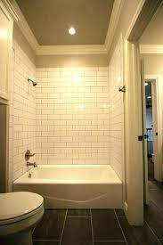 tile around bathtub surround unique edge best ideas on ceramic tub unlevel tiling a