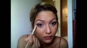 lady a telephone makeup tutorial official video trailer e maquillaje inspirado en lady a