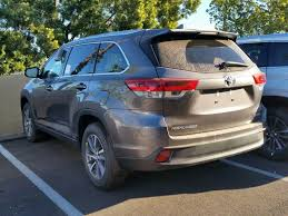 2018 New Toyota Highlander XLE V6 AWD at Kearny Mesa Toyota ...