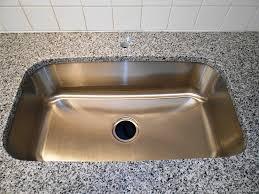 Caledonia Granite Kitchen Granite Charlotte Stainless Steel Sink