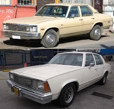 Curbside Classic: 1981 Chevrolet Malibu Classic – A Wallflower ...