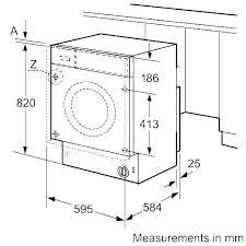 Washing Machine Height Impulsamostumarca Com Co