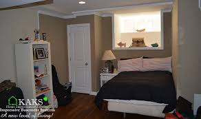 Fine Basement Bedroom Ideas Before And After Best Photos Inside Models