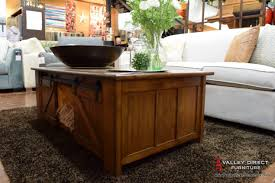 harper farms lift top coffee table