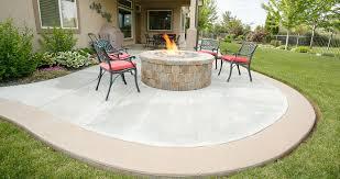 paver and concrete patios perfect