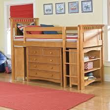 Bunk Bed With Storage Underneath