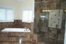 Brown Tiles Bathroom Tile Bathroom Remodel Cost Glamorous Bathroom Renovation Cost