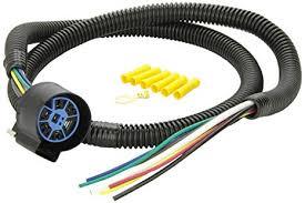 amazon com pollak 11 998 4 pigtail wiring harness automotive image unavailable