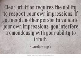Intuition Quotes Unique Life Quotes And Words To Live By Caroline Myss On Intuition Quote