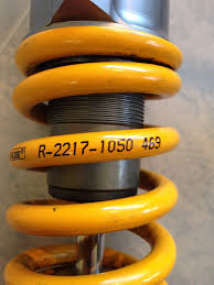 Ohlins Spring Rate Markings Zx14r Co Uk