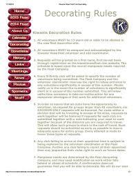 Rose Bowl Float Decorating Rules Rose Float Decorating Region 100 Key Club Website 26
