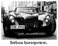 Electric Car Motors Horsepower