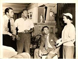 "Image result for ""Three Guys Named Mike"" 1951 Barry Sullivan"