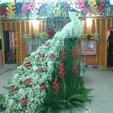 flower decoration ganpati flower decoration manufacturer from mumbai