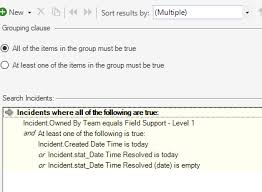 Daily Incident Summary Report Report Writer Forums Cherwell