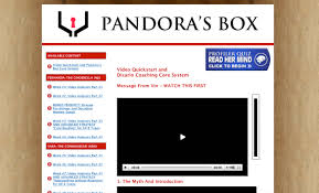 pandora s box vin dicarlo how to use the questions inside pandoras box