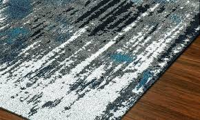 black and teal area rugs teal and white area rug black large rugs living room interior