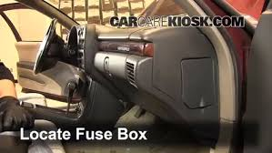 interior fuse box location 1995 1999 chevrolet monte carlo 1999 locate interior fuse box and remove cover
