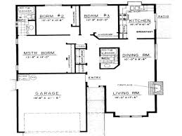 3 bedroom bungalow house plans philippines beautiful astonishing floor plan bedroom bungalow house for your modern