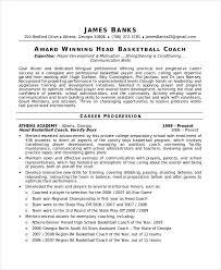 Basketball Referee Resume