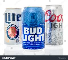 Coors Light Bud Light Winneconne Wi 10 June 2019 Collection Stock Image Download Now