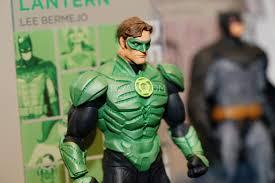 Dc Designer Series Green Lantern Sdcc 2015 Dc Collectibles Designer Series Reveals The