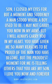 Graduation Quotes For Son Delectable I'm A Proud Mommy Yearbook Quotes Pinterest Sons Son Quotes