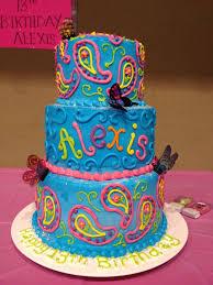 10 Cute Birthday Cakes For Teens Photo Teen Birthday Cake Ideas