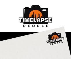 Graphic Design Timelapse Bold Modern Logo Design For Timelapse People By Jay Design