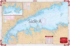 Western Long Island Sound And Harbors Navigation Chart 26