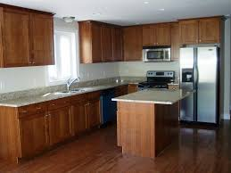Kitchen Cherry Cabinets Contemporary Cherry Kitchen Cabinets Kitchen Bath Ideas