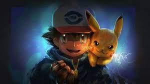 Ash And Pikachu Hd Wallpaper Download