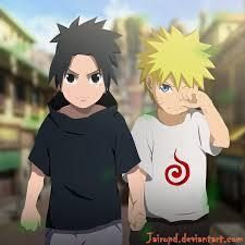 Naruto y Sasuke ( Friends Brothers ) by JAIROPD on DeviantArt   Kid naruto, Naruto  and sasuke, Naruto vs sasuke