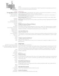 Two Column Resume Resume For Your Job Application