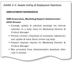 Address Format For Resume Apa Example