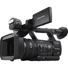 sony video camera price. sony hxr-nx5r nxcam professional camcorder with built-in led light video camera price 0
