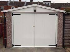 side hinged hung timber wooden garage door gates barn doors
